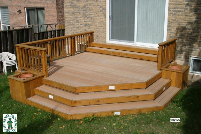 For Planters Steps And To Level Front Yard All On Concrete Footin ...