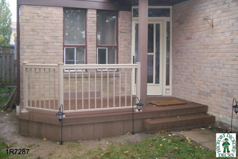small front porch deck plans