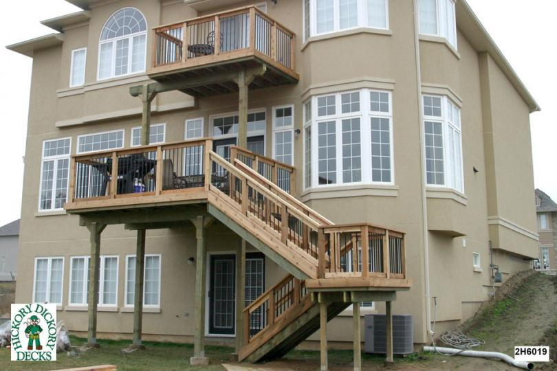 High diy deck plans for 2nd floor balcony designs