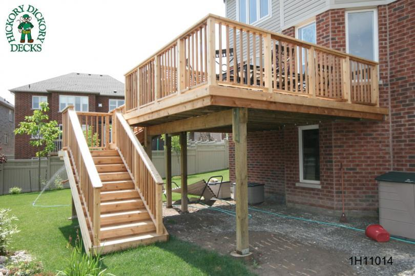woodwork elevated deck plans pdf plans