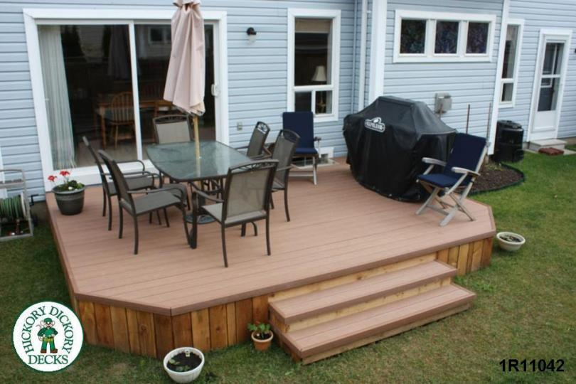 Do It Yourself Home Design: DIY Deck Plans